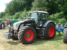 Fendt 936 Vario Black Beauty Edition I am surprise I was not in this types of stuffs early on. Very interesting to say the least