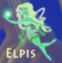 Elpis / Spes by 666-Lucemon-666 on deviantART