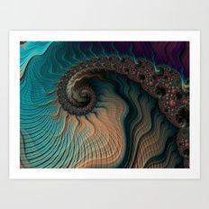 Mystery Art Print   Kreative Minds Technolog