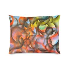 'Holes' - Custom Picture Pillow Cases from Artsadd. Abstract Images, Abstract Art, Cushions, Pillows, Chalk Pastels, Pillowcases, Art Market, Cushion Covers, Art Boards