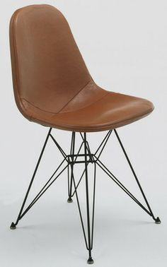 Charles Eames (American, 1907–1978) Side Chair (model DKR-1)  Manufacturer:     Herman Miller, Inc., Zeeland, MI Date:     1951