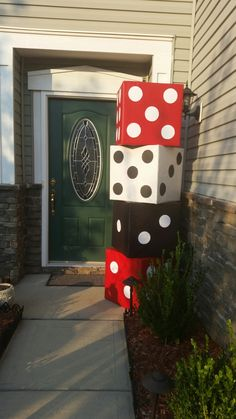 Entry Way- Bees 70th Casino Party                                                                                                                                                                                 More
