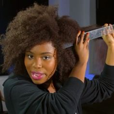 Parody Video Shows How Awful Many Natural Hair YouTube Tutorials Can Be - I've been meaning to watch this!