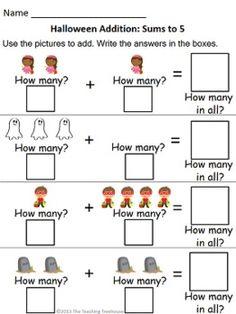 math worksheet : summer addition  subtraction within 10  subtraction worksheets  : Pre K Addition Worksheets