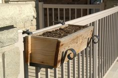 The flower box we bought last year. by Vincent Ma, via Flickr