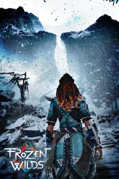 Guerrilla Games shows us some of the scenarios and environments that will characterize the upcoming expansion of Horizon Zero Dawn #gaming #horizonzerodawn #aloy #ps4 #ps4pro #videogames #games