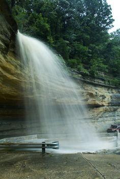 Hanging Rock Falls Indiana