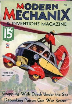 Modern Mechanix – Jul, 1935 | Modern Mechanix