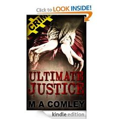 Book Review - Ultimate Justice by M. A. Comley