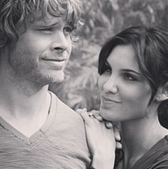 NCIS LA- These two. Deeks and Kensi Love!