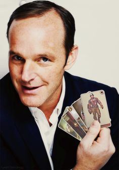 Am I the only one who is offended that Fury dipped those in Coulson's blood?  I mean they were Vintage!