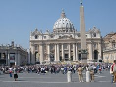 Vatican is the best place that I should go.
