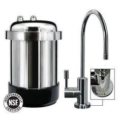 waterchef u9000 premium undersink water filter review