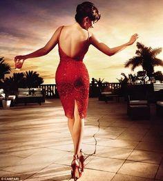 ペネロペ・クルスの魅惑的な2013 カンパリカレンダー|Mint'sセレブファッション通信