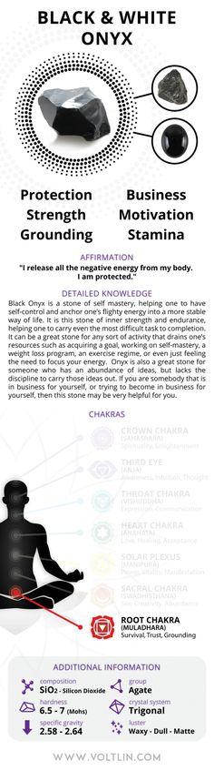 Black Onyx Gemstone Voltlin Bracelet Healing Properties Tools of Empowerment Evolution Alchemist