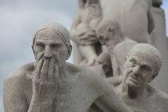 Oslo, Norway  Vigeland Sculpture Park