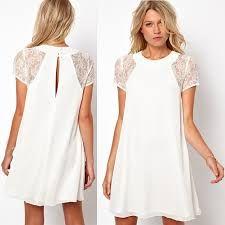 vestidos manga corta verano - Buscar con Google