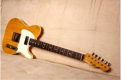 "(LsL) Lance Lerman Guitars LsL Bad Bone I "" KORINA"" Limited Edition S/N:002 KORINA BODY & NECK 2012 Korina Guitar For Sale Als Music Factory"
