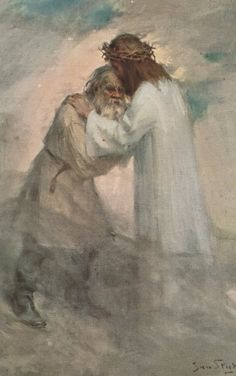 Jesus, I need your loving friendship. a closeness to you. Jesus please don't leave me! Images Of Christ, Pictures Of Jesus Christ, Catholic Art, Religious Art, Miséricorde Divine, Jesus E Maria, Christian Artwork, Christian Pictures, Lds Art