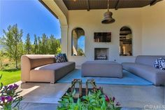 25 celebrity outdoor living rooms we LOVE on domino.com