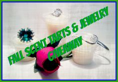 FOLKS! We have a new giveaway now live! Click the Giveaway and join in! You will be eligible to win a Wax Tart/Jewelry combo! Wax tarts are FALL scents for the new season and a mystery jewelry worth up to 2000 dollars! Exciting? You betcha. http://cherryroseshoppe.ecrater.com