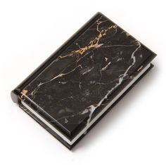 Trompe L'Oeil Marble Book | From a unique collection of antique and modern books at https://www.1stdibs.com/furniture/more-furniture-collectibles/books/