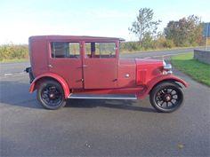 1928 Rover 10/25 Riviera cabriolet