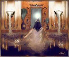 Egyptian Bath by undomielle
