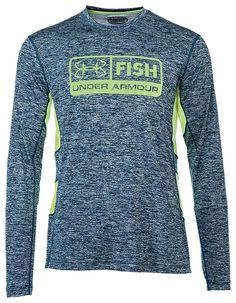 a08ed909 Under Armour Fish Hunter T-Shirt for Men | Bass Pro Shops: The Best