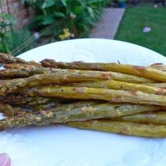Roasted Asparagus with Shallots - Allrecipes.com