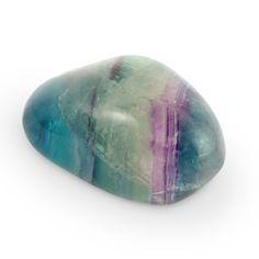 Fluorite Gemstone. #Blue #Green #Purple