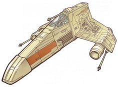 E Wing Starfighter
