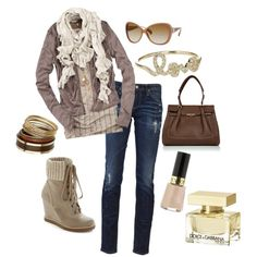 comfy casual..maybe for a shopping day