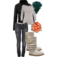 need to lose weight so i can pull this off! Goodbye Baby, Winter Family Photos, Cute Boots, Style Challenge, Winter Outfits, Winter Clothes, Passion For Fashion, Style Me, Fashion Beauty