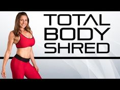 Get Fit Quick with Dani! Total Body Toning HIIT Workout for Weight Loss, Home Fitness Routine - YouTube