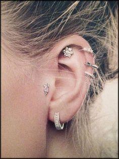 Ear Piercings Ideas More