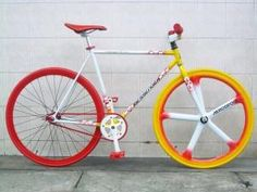 17 of the very best fixies by jeannine