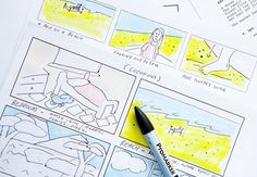 how to storyboard a short film. A look at how I storyboarded my short film with a video too. how to storyboard short film Short Film Video, Video Film, Character Sketches, Comic Character, Film Industry Jobs, Storyboard Template, Film Tips, School Reviews, Digital Film