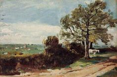 John Constable Famous Paintings | slideshow of 340 paintings by john constable includes paintings ...