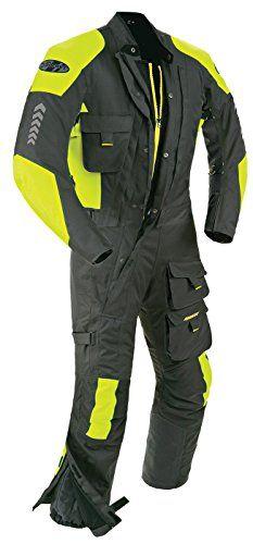 Joe Rocket Survivor Mens Textile Touring Suit (Black/Hi-Viz Neon Medium) Review https://motorcyclejacketsusa.info/joe-rocket-survivor-mens-textile-touring-suit-blackhi-viz-neon-medium-review/