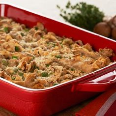Better-Than-Ever Tuna Casserole — David Venables Recipes — QVC Recipes — Kitchen & Food — QVC.com