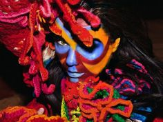 """I lose interest the microsecond something becomes a political movement. What i'm interested in is emotions."" ~Björk  Website: http://shar.es/qYKsw"