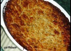 Domažlický bramborák recept - TopRecepty.cz Lasagna, Macaroni And Cheese, Potatoes, Treats, Ethnic Recipes, Halloween, Sweet Like Candy, Mac And Cheese, Goodies