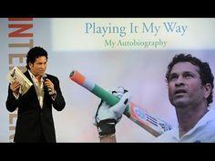 Sachin Tendulkar - Playing It My Way Book Launch Highlights