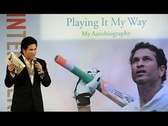 Sachin Tendulkar - Playing It My Way Book Launch Highlights