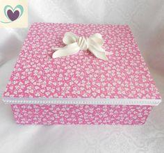 Caixa rosa