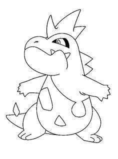 Pokémon - 999 Coloring Pages