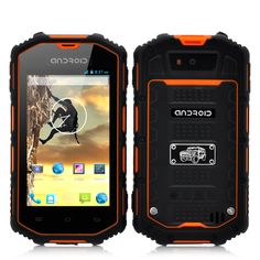Rugged Android Phone – Dual Core CPU