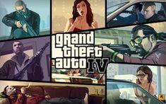 Grand Theft Auto 4, Grand Theft Auto Series, Gta Iv Pc, Gta 5, Gta 4 Game, Rockstar Games, San Andreas, Free Games, Games