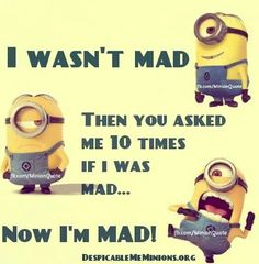 Now I'm MAD